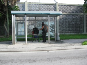 Bus Stop 18