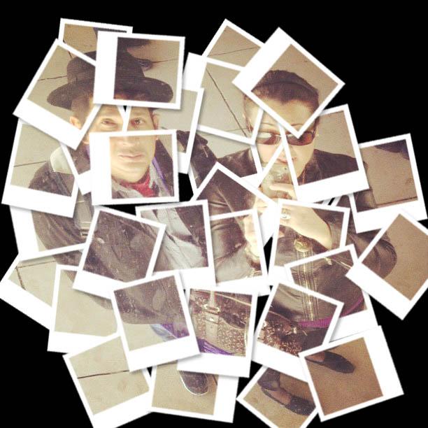 Drez & Ana Polaroids